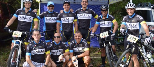 Galiz Cycling Team launched this weekend the Mountain Bike racing Team.